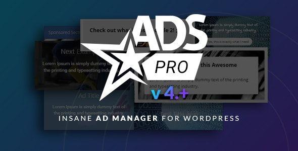 24 лучших плагинов для размещения рекламы на сайте WordPress Клуб WordPress 3919 ads-pro-preview-copy-jpg.3995