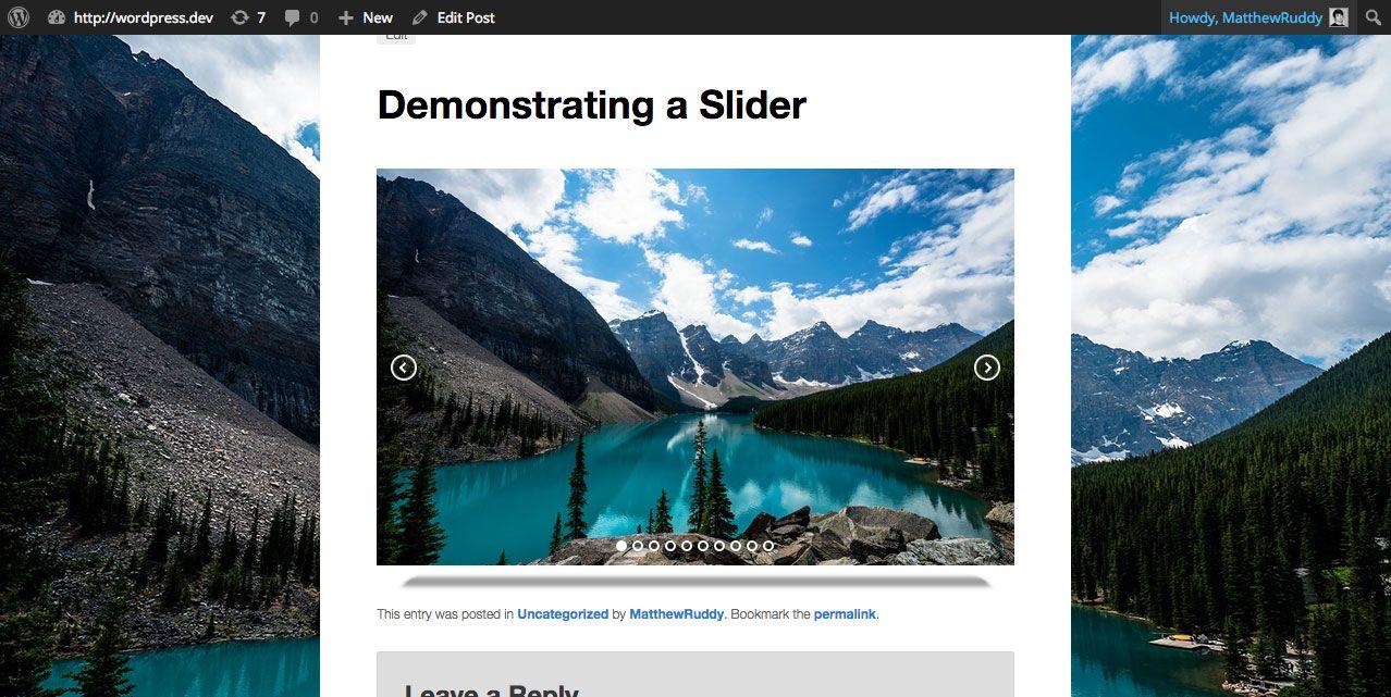 11 популярных бесплатных слайдеров Клуб WordPress 2954 screenshot-7-jpg.2712