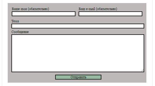 Изменение положения полей в форме контакты с помощью шорткода Клуб WordPress 3403 sontact-form-7-nastrojka-vneshnego-vida-izmenjaem-dizajn-form-opera-jpg.3422