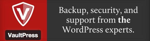 VaultPress выполняет резервное копирование в фоновом режиме