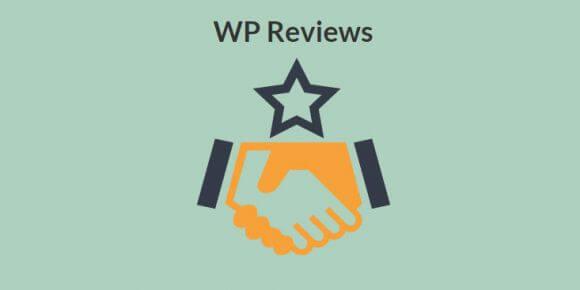 WP Reviews превращает обычные записи в хорошо представленные обзоры