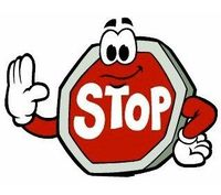 """знак """"Stop"""""""