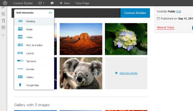 Плагины WordPress - лучшие конструкторы страниц