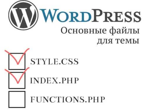 Разработка WordPress темы для начинающих