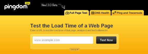 определяем скорость загрузки сайта (2)