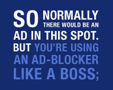 Антиблокировка рекламы от OkCupid