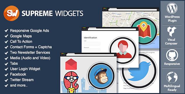 Плагины WordPress для виджетов и сайдбаров