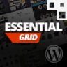 Essential Grid WordPress Plugin