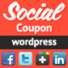 Social Coupon for WordPress - WooCommerce