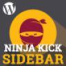 Ninja Kick Sidebar: Custom Content