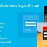 WordPress login theme WordPress Plugin