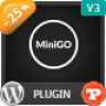MiniGO – Luxury Mini Site Multi-Purpose Placeholder WP Plugin
