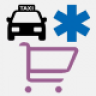 Stern taxi fare for WooCommerce