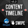 Content Timeline – Responsive WordPress Plugin for Displaying Posts/Categories in a Sliding Ti
