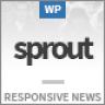 Sprout – Clean Blog/News/Magazine Responsive Theme