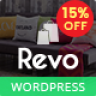 Revo – Multi-Purpose Responsive WooCommerce Theme