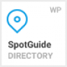 SpotGuide – High Performance Directory WordPress Theme