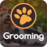 Pet Grooming / Pet Shop / Veterinary Theme – WordPress Theme