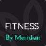 Meridian Fitness - Fitness, Gym, & Sports WordPress Theme