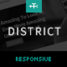 District – Responsive Multi-Purpose Theme