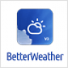 Better Weather – WordPress and Visual Composer Widget
