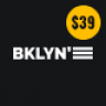 Brooklyn | Creative Multi-Purpose Responsive WordPress Theme