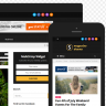 Status Magazine WordPress Theme