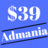Admania - AD Optimized WordPress Theme For Adsense & Affiliate Enthusiasts