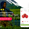 Greenmart – Organic & Food Woocommerce Wordpress Theme
