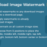 Easy Digital Downloads Download Image Watermark Addon